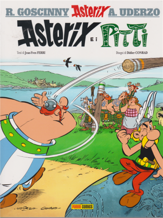 Asterix e i Pitti - n. 2 - bimestrale - 3 settembre 2020 -