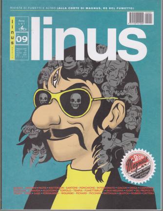Linus - n. 9 - settembre 2020 - mensile