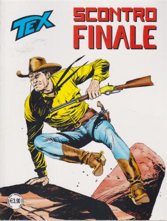 Tex - Scontro Finale - n. 719 - mensile - settembre 2020