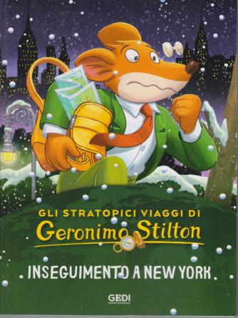 Gli stratopici viasggi di Geronimo Stilton - Inseguimento a New York - n. 11 - 9/9/2020 - settimanale