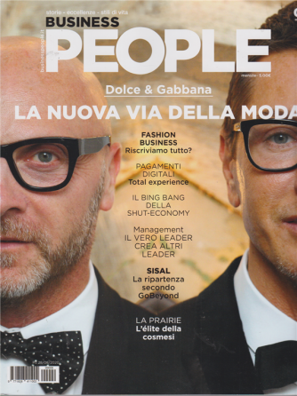 Business People - n. 9 - settembre 2020 -