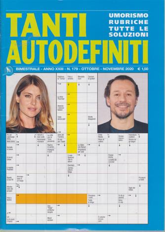 Tanti Autodefiniti - n. 179 - bimestrale - ottobre - novembre 2020 -