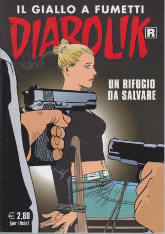 Diabolik Ristampa - n. 711 - Un rifugio da salvare - mensile - 10/9/2020 -