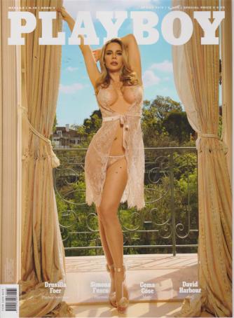 Playboy - n. 38 - mensile - aprile 2019 -