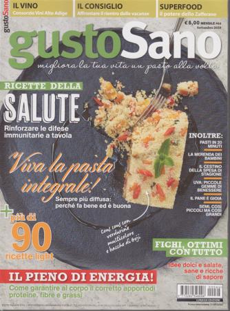 Gustosano - n. 64 - mensile - settembre 2020