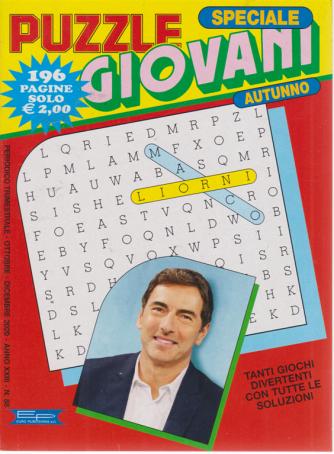 Speciale Puzzle Giovani autunno - n. 88 - trimestrale - ottobre - dicembre 2020 - 196 pagine