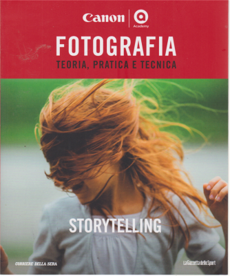 Master Fotografia - Storytelling - n. 25 - settimanale -