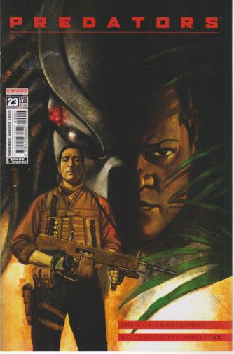 Saldacomics Predator -  n. 23 - mensile - 12/9/2020