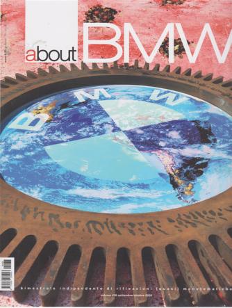 About Bmw - n. 38 - bimestrale - settembre - ottobre 2020