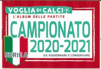 Voglia Di Calcio Portafoglio - Campionato Serie A 2020-21 cm. 10x7
