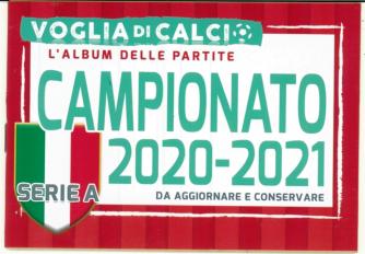 Voglia Di Calcio Portafoglio - Campionato Serie A 2020-21 cm. 14x10