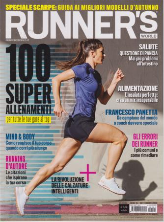 Runner's World - n. 9 - mensile - settembre 2020 -