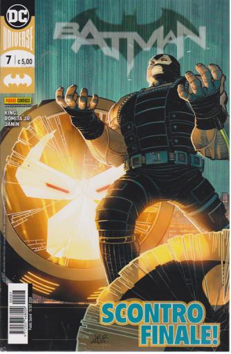 Batman - n. 7 - Scontro finale! - quindicinale - 10 settembre 2020
