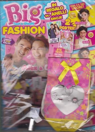Show Girl - Big Fashion - n. 90 - mensile - + in regalo gli anelli emoji! - + smalto