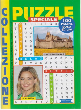 Speciale Puzzle Collezione - n. 113 - bimestrale - ottobre - novembre 2020 - 100 pagine