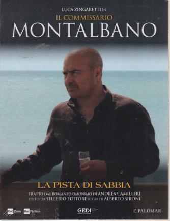 Luca Zingaretti in Il commissario Montalbano - n. 23 - La pista di sabbia - 15/9/2020 - settimanale -