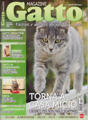 Gatto Magazine - n. 35 - ottobre - novembre 2020 - mensile