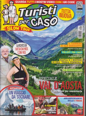 Turisti per caso - n. 2 - mensile - ottobre 2020