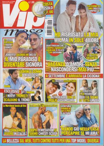 Vip Mese - n. 8 - mensile - 15/9/2020