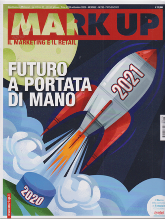 Mark Up - n. 292 -settembre 2020 - mensile