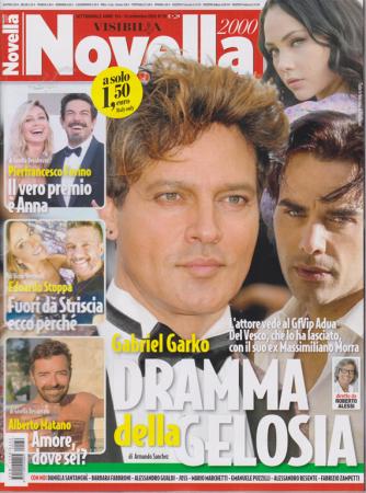 Novella 2000 - n. 39 - settimanale - 16 settembre 2020