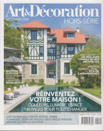 Art & Decoration - septembre 2020 - n. 2 - in lingua francese