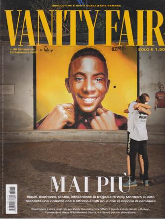 Vanity Fair - n. 38 - settimanale - 23 settembre 2020