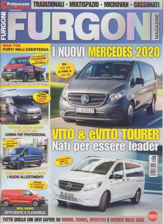 Furgoni Magazine - n. 43 - bimestrale - agosto - settembre 2020 -