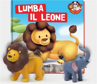 Gli animali dello Zoo vol. 1 Lumba il Leone by RBA Italia