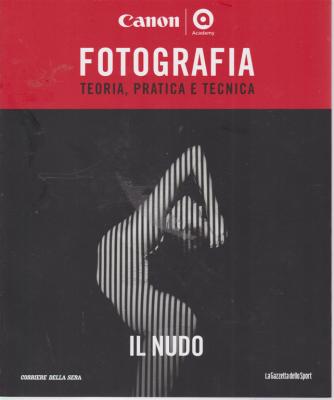 Master Fotografia - Il nudo - n. 26 - settimanale