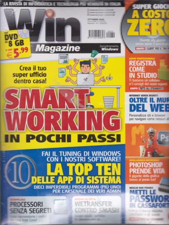 Win Magazine + Dvd - n. 270 - mensile - 18/9/2020