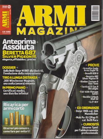 Armi Magazine - n. 10 - mensile - ottobre 2020