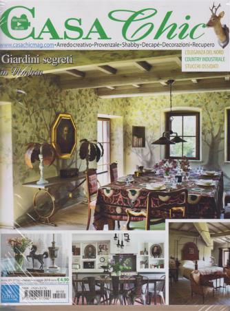 Casa Chic - + Vivere country - n. 155 - mensile - maggio 2019 - 2 riviste