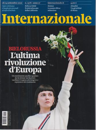 Internazionale - n. 1376 - 18/24 settembre 2020 - settimanale