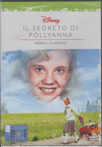 I Dvd Fiction Di Sorrisi n. 31 - Il segreto di Pollyanna - Family classic - 22/9/2020 - settimanale