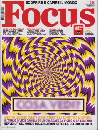 Focus - n. 336- ottobre 2020 - mensile