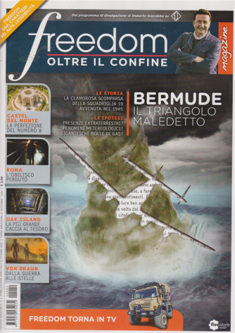 Freedom Magazine - n. 9 - bimestrale - ottobre 2020