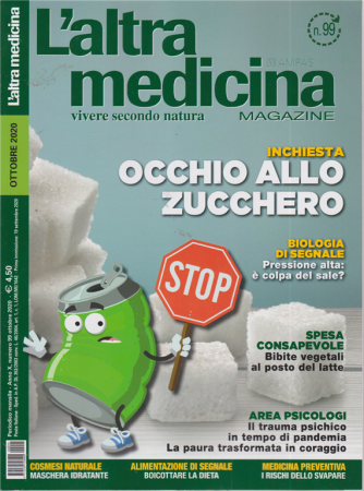 L'altra Medicina Magazine - n. 99 - ottobre 2020 - mensile