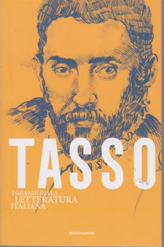 I Grandi della letteratura italiana - Tasso - n. 22 - settimanale - 22/9/2020 -