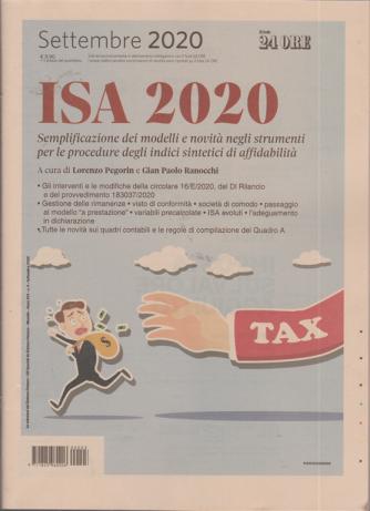 Soluzioni del sistema Frizzera - Isa 2020 - settembre 2020 - mensile  - n. 3