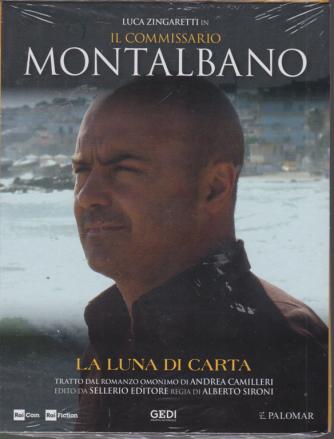 Luca Zingaretti in Il commissario Montalbano - La luna di carta - n. 28 - settimanale - 22/9/2020 -