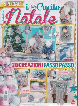 Speciale I love cucito Natale - n. 1 - bimestrale - ottobre - novembre 2020