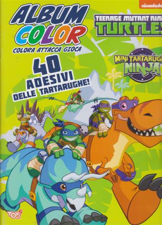 Toys2 Color Game - Teenage Mutant Ninja Turtles - n. 40 - bimestrale - 17 settembre 2020 -