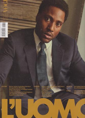 Suppl.Vogue Italia - L'uomo - n. 841 - ottobre 2020 -