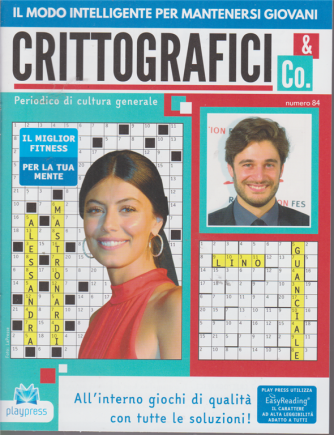 Crittografici & Co.- n. 84 - bimestrale - 23/9/2020