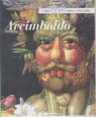 I maestri dell'arte italiana . Arcimboldo - n. 37 - settimanale - 24/9/2020