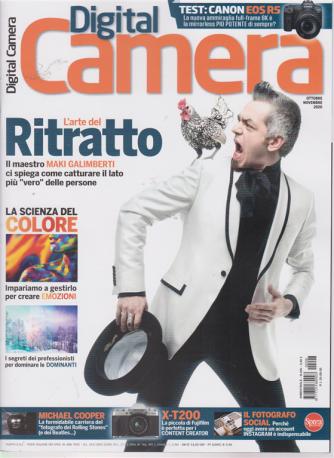 Digital Camera Magazine - n. 208 - bimestrale - ottobre - novembre 2020