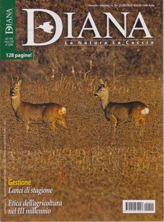 Diana -n. 10 - mensile - 25/9/2020 - 128 pagine!