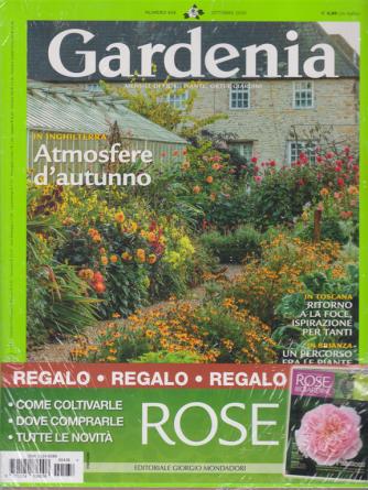 Gardenia - + Rose & Giardini - n. 438 - ottobre 2020 - mensile - 2 riviste