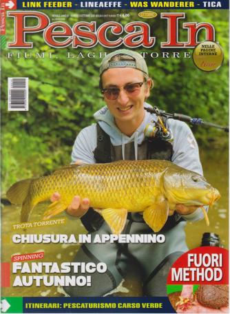Pesca In - n. 10 - mensile - ottobre 2020